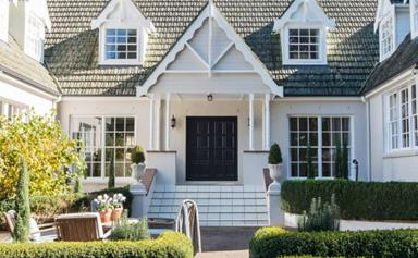 How to create a Hamptons-style garden