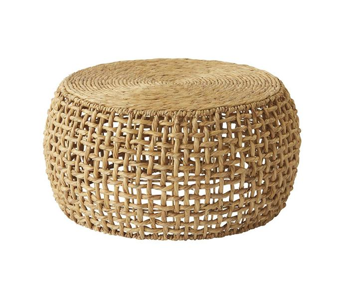 """**Anguila Coffee Table, $399.95, [Life Interiors](https://lifeinteriors.com.au/collections/coffee-tables/products/life-interiors-anguila-coffee-table