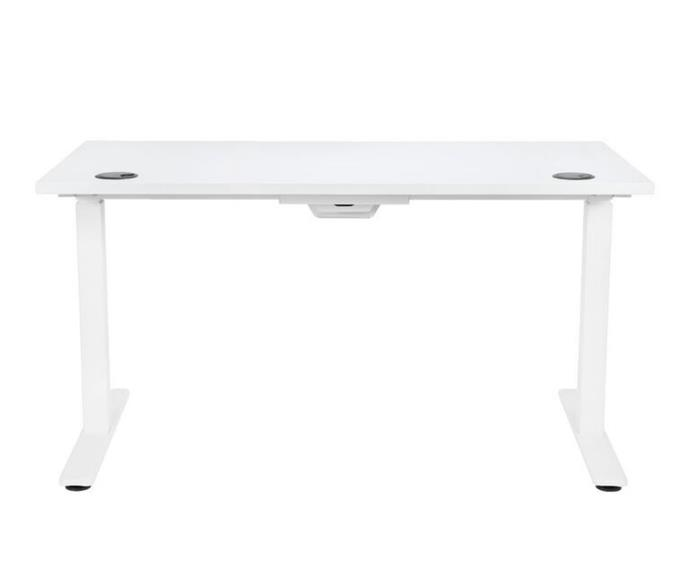"""**[Matrix Executive Sit Stand Electric Desk, $429 (1500mm), Officeworks](https://www.officeworks.com.au/shop/officeworks/p/matrix-executive-sit-stand-electric-desk-1500mm-jbmatel15k
