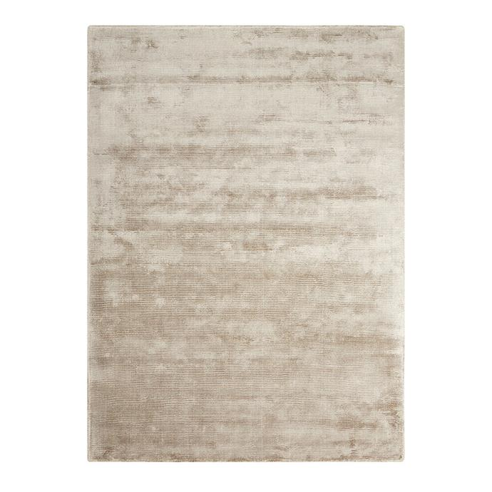 """**Calvin Klein Lunar 100% viscose rug in Pewter, 168x226cm, $1,619, [Amara](https://www.amara.com/au/products/lunar-rug-pewter-168x226cm
