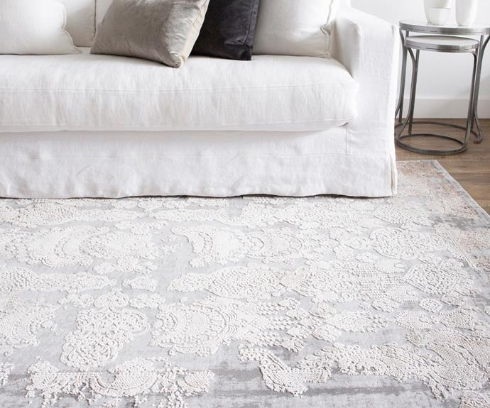 """**Millie rug 160x230cm, $650, [Tara Dennis Store](https://www.taradennisstore.com/products/millie-rug?_pos=1&_sid=d19fcbabc&_ss=r
