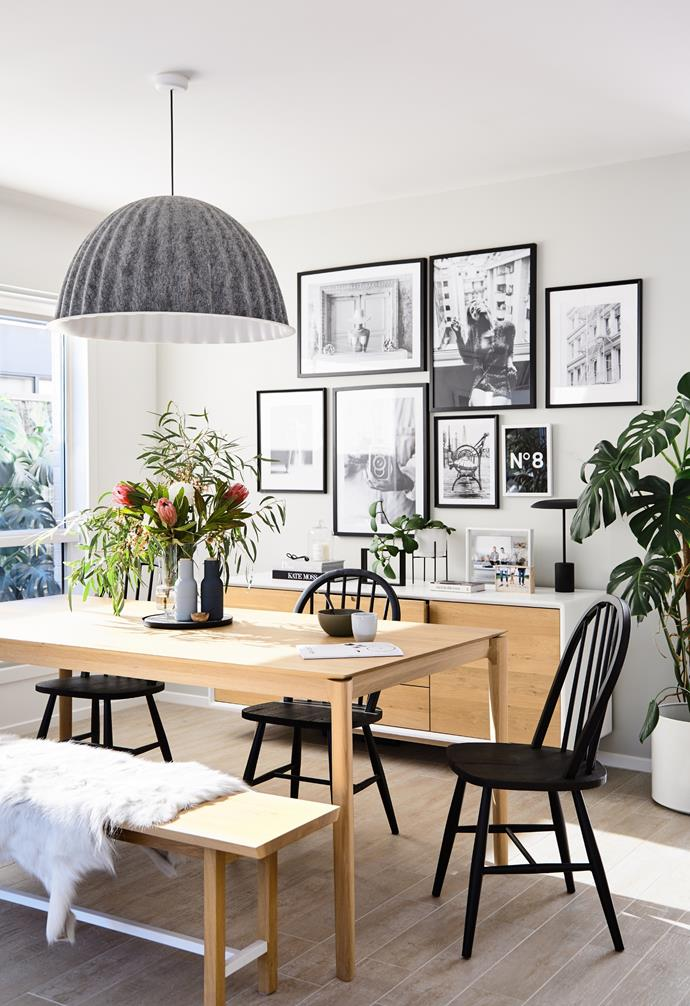 """First-time homeowners Jamie and Az honed their creative talents and designed their Nordic dream home from scratch, in Melbourne. While the pair share a passion for [Scandinavian interiors](https://www.homestolove.com.au/scandi-style-decorating-tips-3132