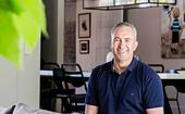At home with Sunrise's Mark Beretta