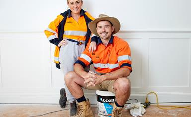 Meet Kirsty and Jesse from The Block 2021