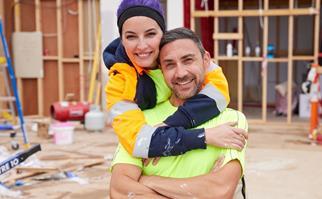 Tanya and Vito on The Block 2021