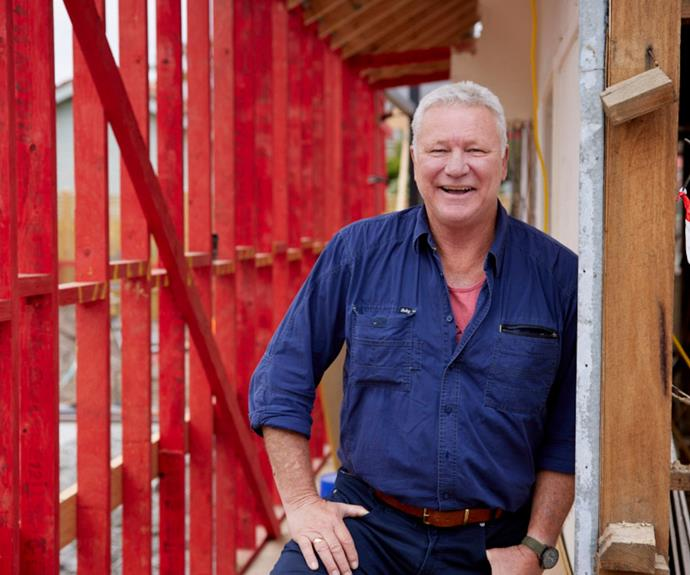 """Host Scott Cam believes this year's home will offer buyers the """"great Aussie dream."""""""