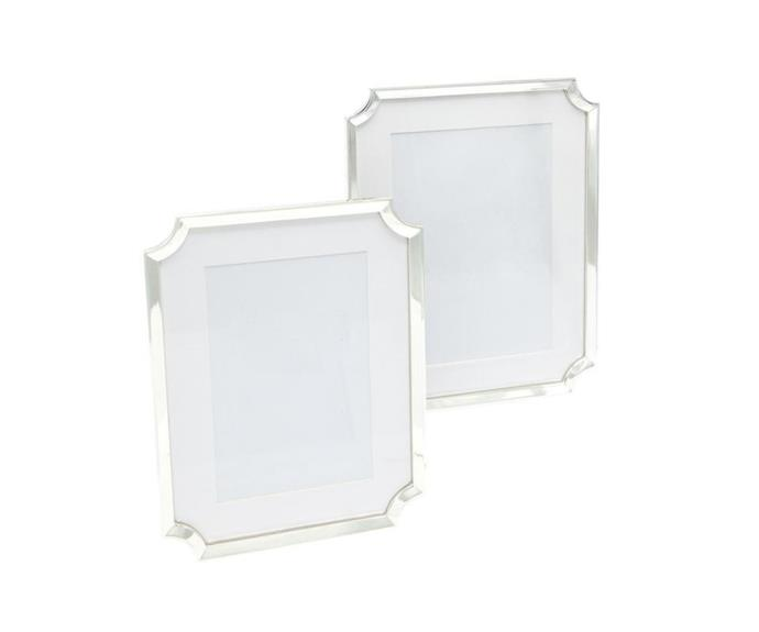 """**Hamptons silver plated frame, from $32.95, [Tara Dennis Store](https://www.taradennisstore.com/products/hamptonssilverplatedframe?_pos=6&_sid=471aa59f7&_ss=r