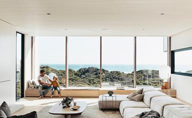 A contemporary coastal abode on the Mornington Peninsula