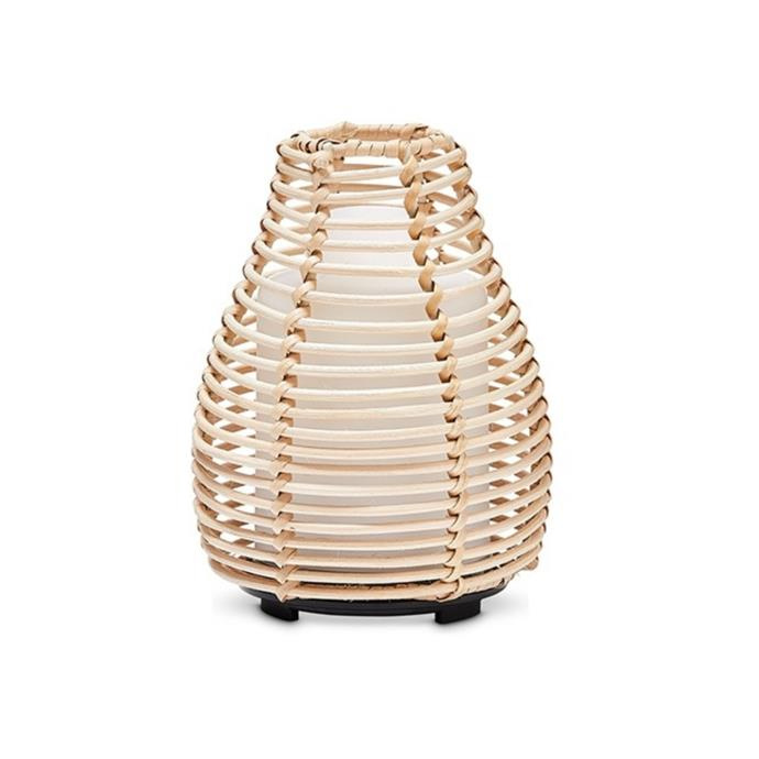 """**Home Republic Sense Ultrasonic Natural Rattan Timber Diffuser, $99.99, [Adairs](https://www.adairs.com.au/homewares/home-fragrance/home-republic/sense-ultrasonic-natural-rattan-timber-diffuser/