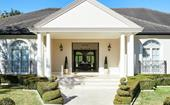 How to make your front entrance look more expensive than it is