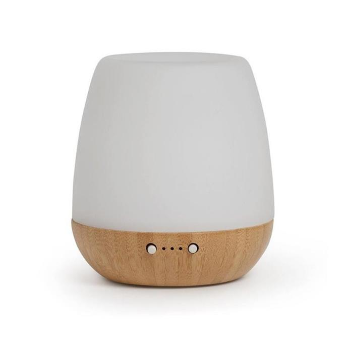 """**Bliss Diffuser, $95, [Eco Modern Essentials](https://ecomodernessentials.com.au/collections/essential-oil-diffusers/products/bliss-mist-diffuser