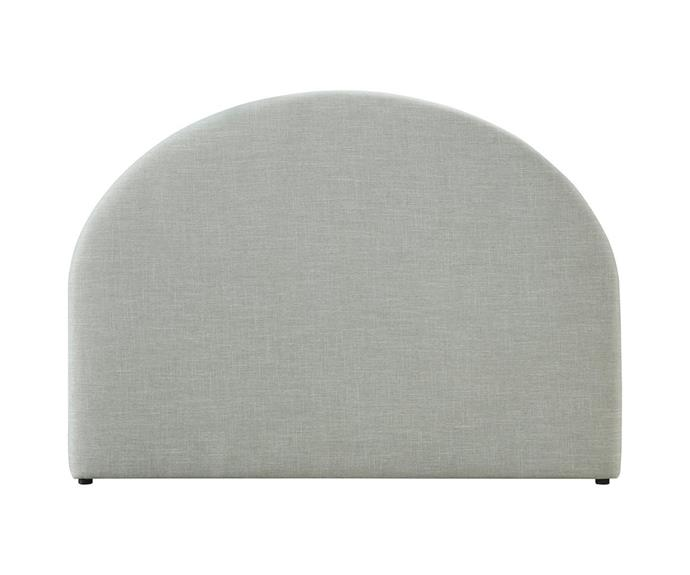 """**[Harlo fabric bedhead, $499 (Queen), Life Interiors](https://lifeinteriors.com.au/products/life-interiors-harlo-boucle-queen-bed-head?variant=39387782479971