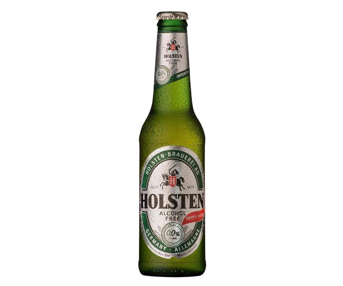 """**[Holsten alcohol-free beer, $12.99 per pack of 6, Dan Murphys](https://www.danmurphys.com.au/product/DM_383978/holsten-alcohol-free-0-0-beer-330ml