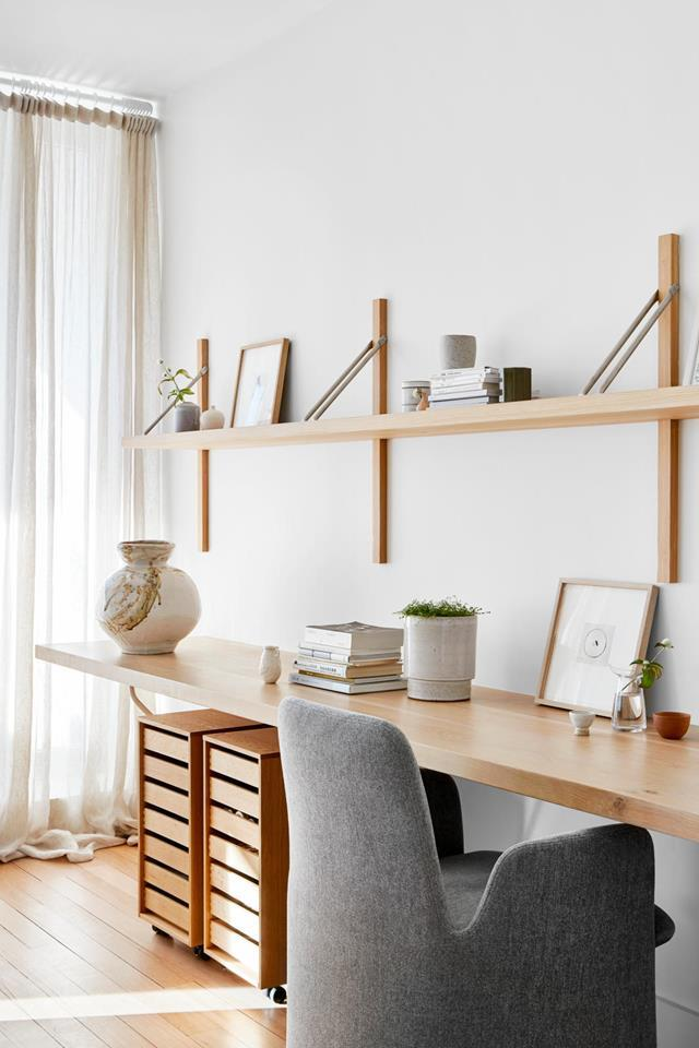 """The design-savvy owner of an already [stylish apartment](https://www.homestolove.com.au/smart-spaces-sydney-apartment-by-hecker-guthrie-21332/