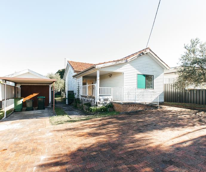 The pair knew the property had potential due to its proximity to the beach and local cafes.