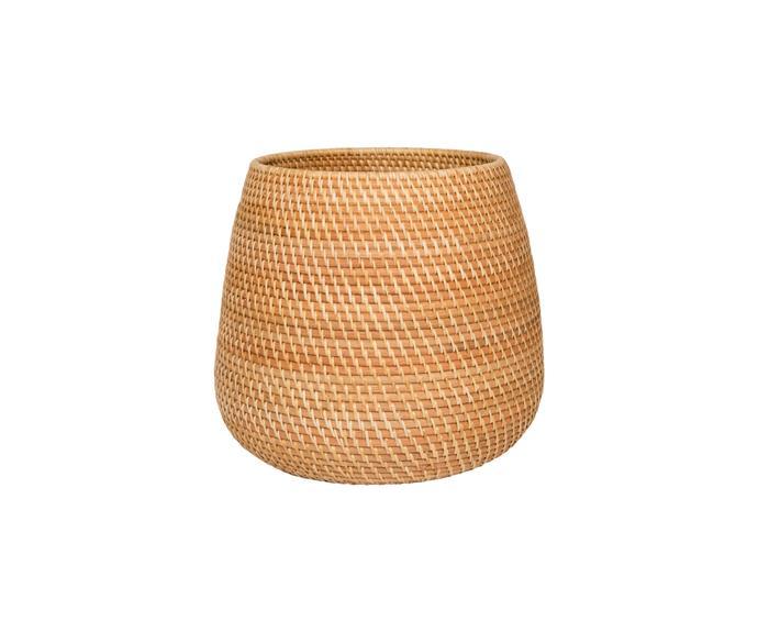 "**1.** Rattan Basket, $99.95, [Freedom](https://www.freedom.com.au/product/23737327|target=""_blank""|rel=""nofollow"")."