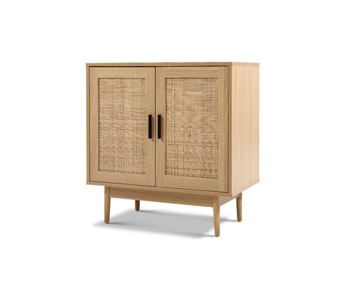 "**2.** My Plaza Rattan Buffet Sideboard Cabinet Storage Hallway Table Kitchen Cupboard, $177.95, [Myer](https://www.myer.com.au/p/artiss-rattan-buffet-sideboard-cabinet-storage-hallway-table-kitchen-cupboard|target=""_blank""|rel=""nofollow"")."