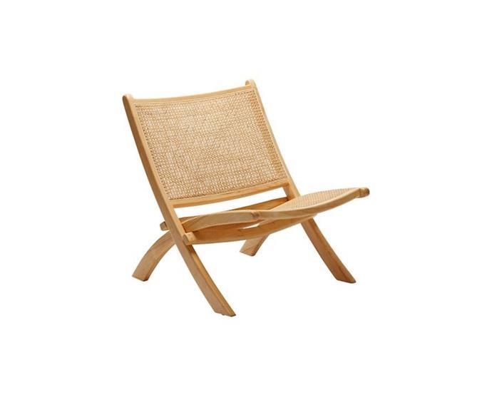 "**5.** Adairs Burleigh Natural Rattan Chair, $599.99, [Adairs](https://www.adairs.com.au/furniture/sofas--armchairs/adairs/burleigh-natural-rattan-chair/|target=""_blank""|rel=""nofollow"")."