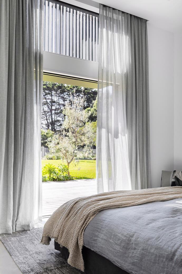 """[Sheer curtains](https://www.homestolove.com.au/expert-tips-on-how-to-choose-curtain-fabric-15942