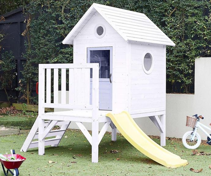 """**[Byron cubby with slide, $999.95, Hip Kids](https://www.hipkids.com.au/products/byron-cubby-w-slide