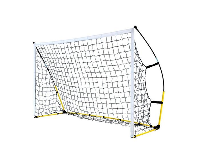 """**[Everfit portable soccer net, $77.95, Myer](https://www.myer.com.au/p/everfit-portable-socer-fotball-goal-net-kids-outdor-training-sports