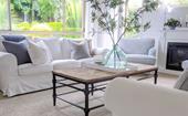 An amazing budget Hamptons home makeover