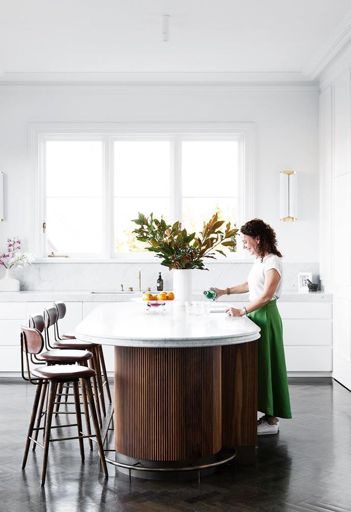 """In this [heritage Sydney abode](https://www.homestolove.com.au/heritage-family-home-sydney-21847