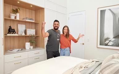 The Block 2021: Guest bedroom reveals