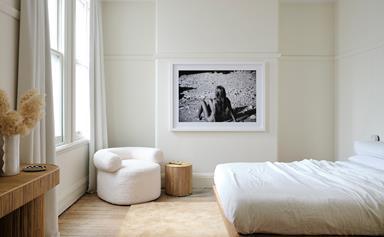 Sarah Ellison creates a sanctuary in Three Rooms Sydney