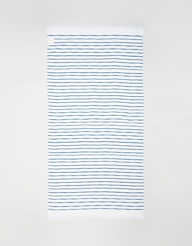 """**Sunnylife Turkish Towel, $49.95, [The Iconic](https://www.theiconic.com.au/turkish-towel-1204834.html target=""""_blank"""" rel=""""nofollow"""")**  Does any print say summer more than blue sailor stripes? This chic design from Sunnylife is not only a timeless favourite that will never go out of style - it's a great bargain!"""