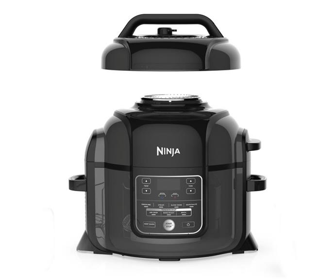"""**[Ninja Foodi Multi Cooker, $269, JB HiFi](https://www.jbhifi.com.au/products/ninja-foodi-multi-cooker
