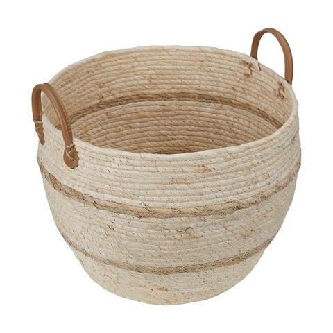 "Tan Stripe Basket, $16, [Kmart](https://www.kmart.com.au/product/tan-stripe-basket/3503801 target=""_blank"" rel=""nofollow"")"