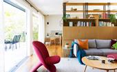 A vibrant home in Sydney awash with mid-century style