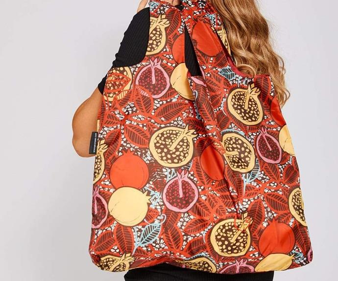 """**Ankara Bag, $12.95, [Envirosax](https://envirosax.com.au/collections/ankara/products/ankara-bag-1
