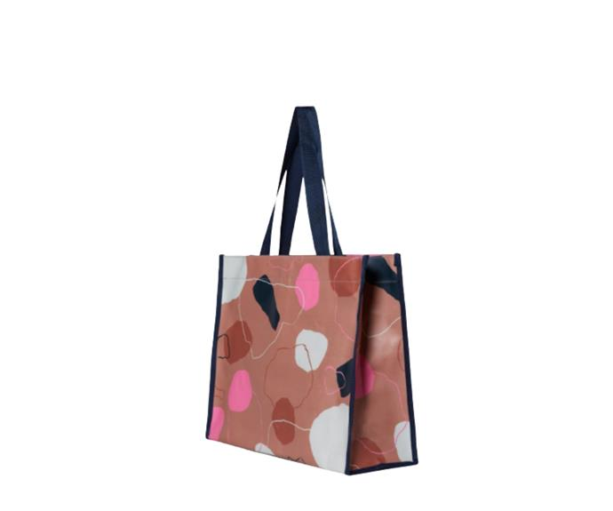 """**Rock Solid shopper, $69, [Gorman](https://www.gormanshop.com.au/shop/accessories/bags-and-purses/rock-solid-shopper.html