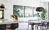 A contemporary prefab home built to capture the sun