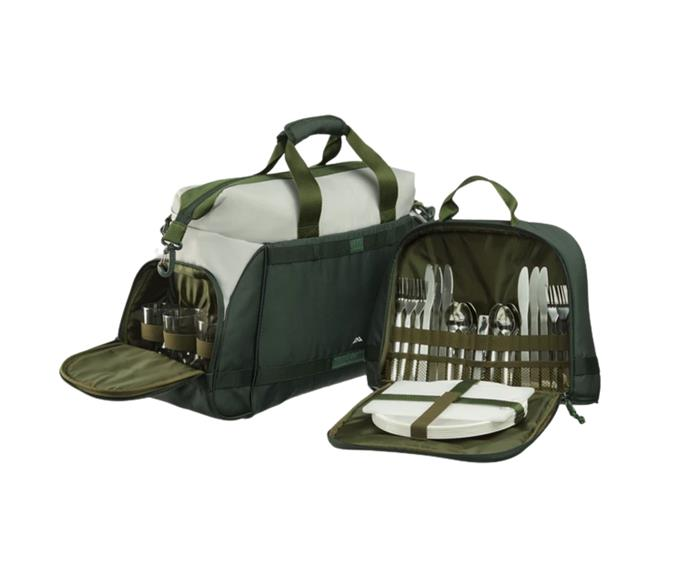 """**Roamer picnic cooler bag, $115, [Katmandu](https://www.kathmandu.com.au/roamer-picnic-cooler-bag-6p-clearance.html