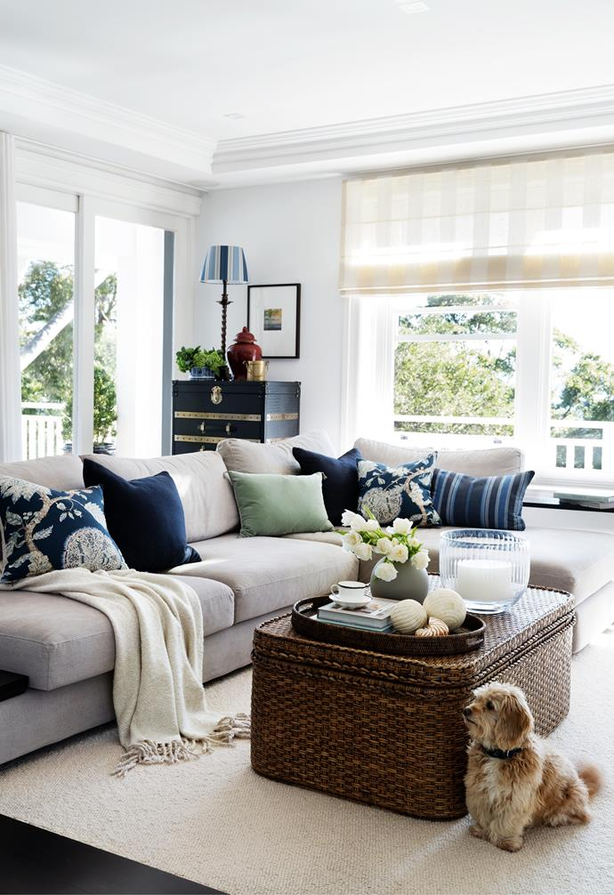 """""""The Australian casual way of life and colour palette – it makes it so easy to design and style to that,"""" said Sonja."""