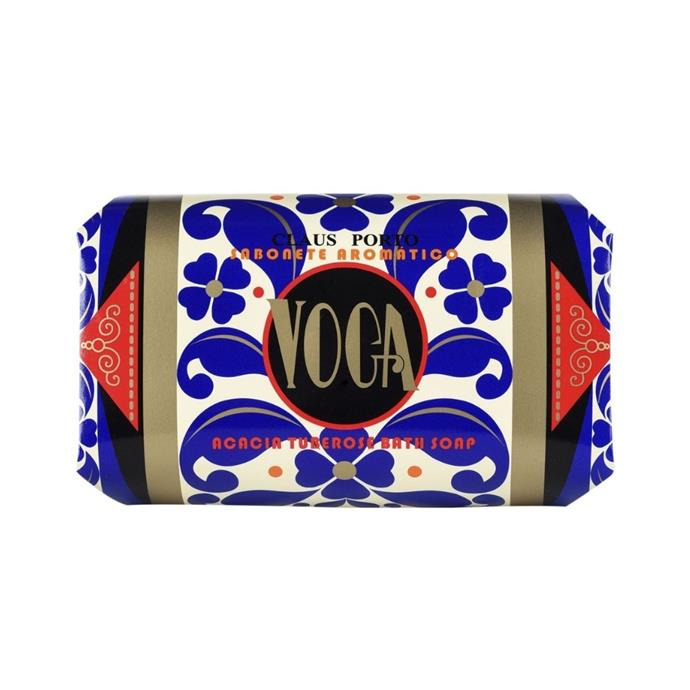 """**Claus Porto Voga Bath Soap, from $14.95, [Libertine Parfumerie](https://www.libertineparfumerie.com.au/products/claus-porto-voga-bath-soap?variant=32442149306552