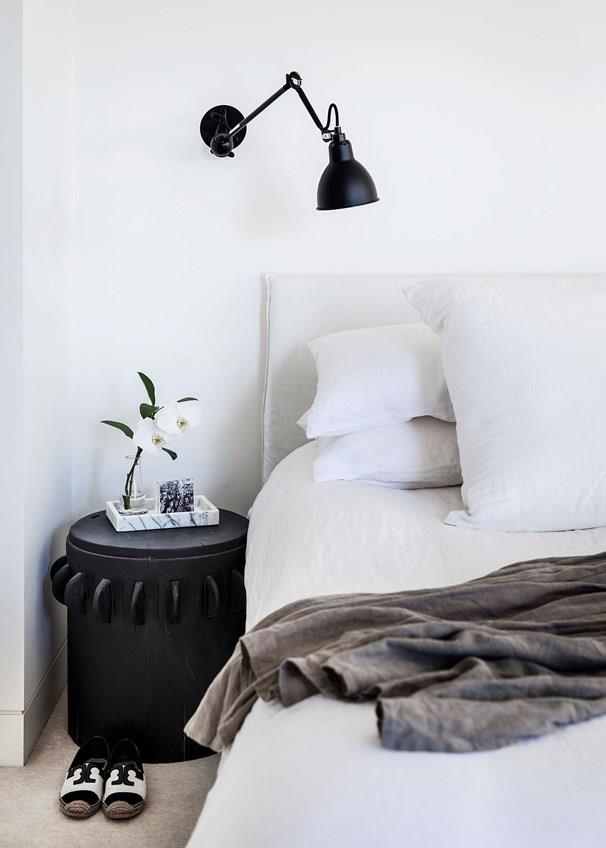 """Decadence is in the details at [Kylie's Gillies home](https://www.homestolove.com.au/kylie-gillies-at-home-22640