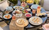 Big W's new homewares collection celebrates rattan and time outdoors