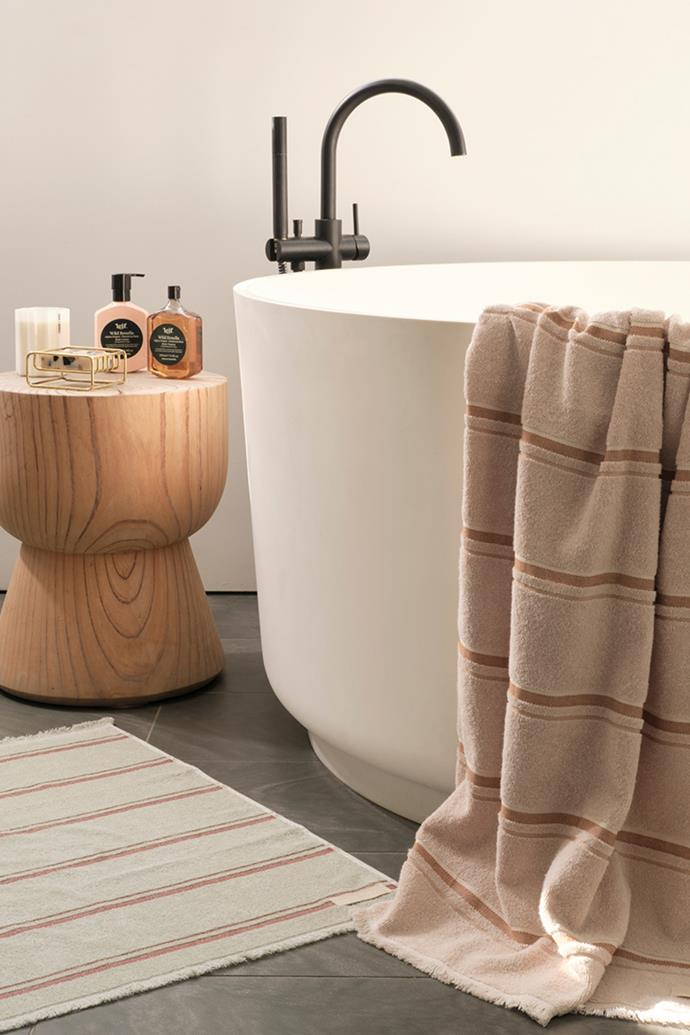 """Turn your bathroom into a day spa, with products from brands such as Leif, Kobn and Saarde at [The Iconic](https://www.theiconic.com.au/all?campaign=lp-h-bathroom-w37