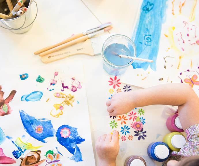 There's a never-ending supply of drecorative kids wall art on hand!