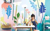 8 great ideas for storing and saving your kids' artwork