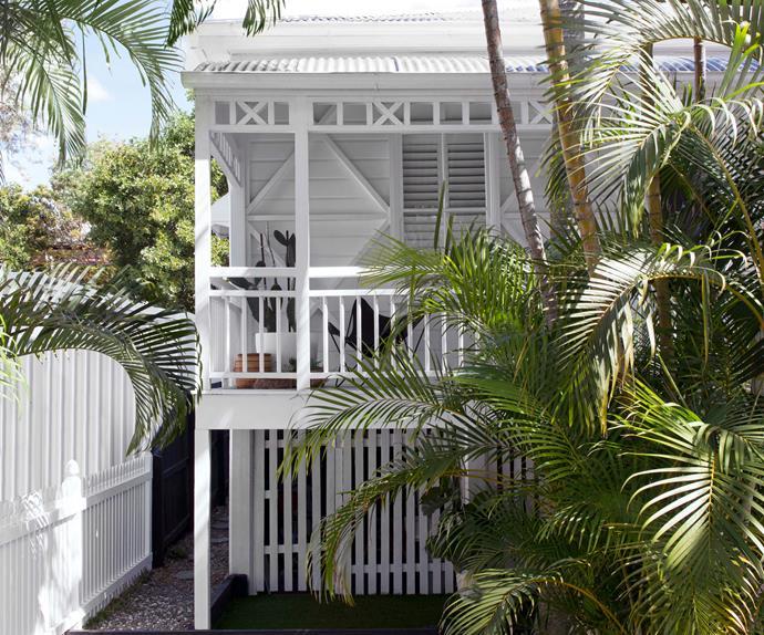 Queenslander home exterior