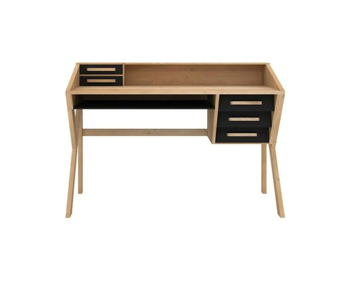 """**'Mr Marius Origami' 5 drawers desk, $1695, [Trit House](https://www.trithouse.com.au/brands/mr-marius/mr-marius-origami-5-drawers-desk