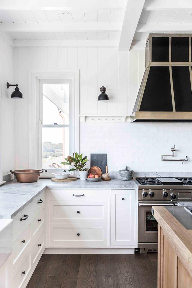 """Treasured family rituals continue in this [beautiful modern farmhouse](https://www.homestolove.com.au/modern-farmhouse-southern-highlands-22012