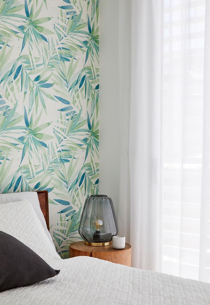 """**MAIN BEDROOM** A wallpaper called Designschungel 34125-1 by Laura N for [AS Creations](https://www.as-creation.com/home.html