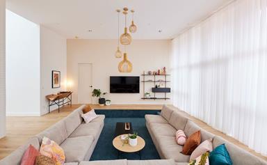 Trend alert: Is the sunken lounge set to make a comeback?