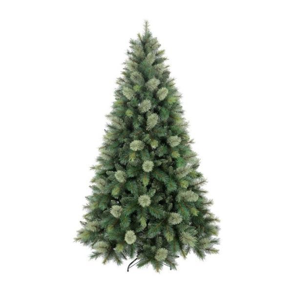 "New Oregon Cashmere Pine Christmas Tree (240cm), $399, [Myer](https://www.myer.com.au/p/myer-giftorium-new-oregon-cashmere-pine-christmas-tre-240cm target=""_blank"" rel=""nofollow"")"